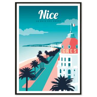 affiche Nice